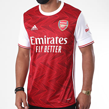 Adidas Performance - Tee Shirt Arsenal FC EH5817 Rouge Blanc