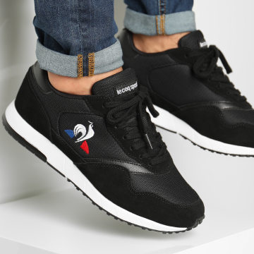 Le Coq Sportif - Baskets Jazy 2020168 Black