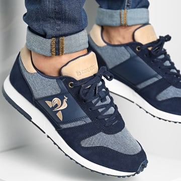 Le Coq Sportif - Baskets Jazy Classic 2020172 Dress Blue