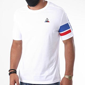 Le Coq Sportif - Tee Shirt Tricolore N2 2020517 Blanc