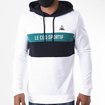 Le Coq Sportif - Sweat Capuche Saison 2 N1 2020512 Ecru