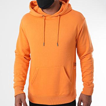 Blend - Sweat Capuche 20710758 Orange
