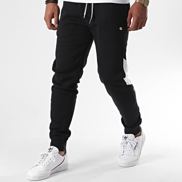 Champion - Pantalon Jogging 214818 Noir