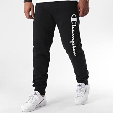 Champion - Pantalon Jogging 214953 Noir