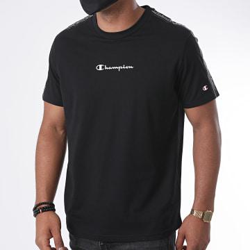 Champion - Tee Shirt A Bandes 215315 Noir