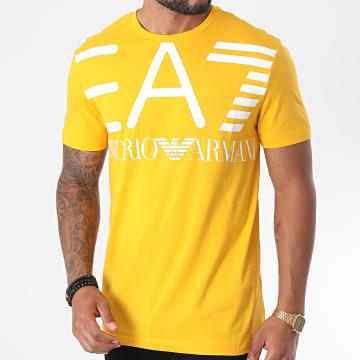 EA7 - Tee Shirt 6HPT06-PJ02Z Moutarde