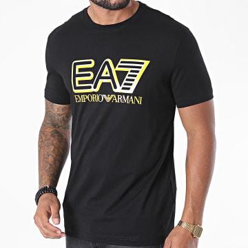 EA7 - Tee Shirt 6HPT16-PJ02Z Noir