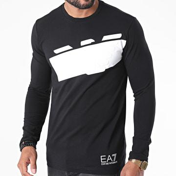 EA7 - Tee Shirt Manches Longues 6HPT32-PJ3NZ Noir
