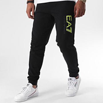 EA7 - Pantalon Jogging 6HPP53-PJ05Z Noir