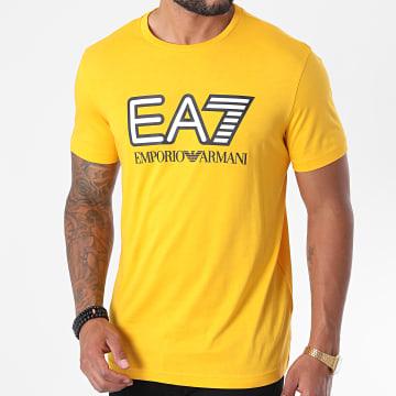 EA7 - Tee Shirt 6HPT81-PJM9Z Jaune