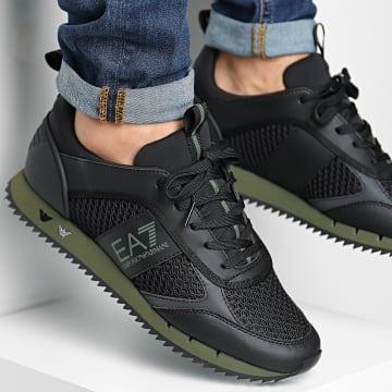 EA7 - Baskets X8X027-XK050 Triple Black Grape Leaves