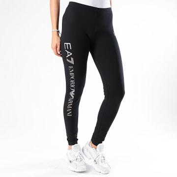 EA7 - Legging Femme 8NTP63-TJ01Z Noir