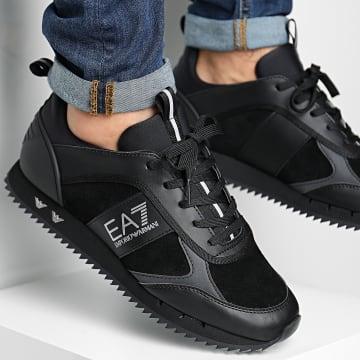 EA7 Emporio Armani - Baskets X8X027-XK173 Triple Black