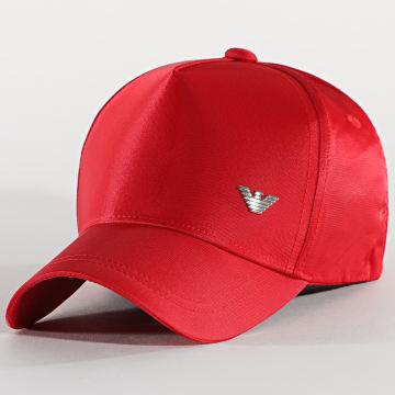 Emporio Armani - Casquette 627515-0A527 Rouge