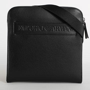 Emporio Armani - Sacoche Messenger Bag Y4M218-YTQ5J Noir