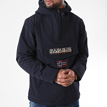 Napapijri - Veste Outdoor Rainforest Pocket 1 A4EGY1761 Bleu Marine