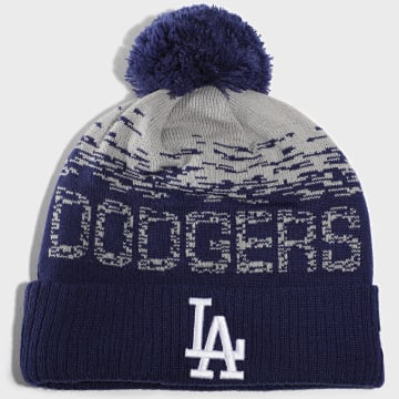 New Era - Bonnet MLB Sport Los Angeles Dodgers 11796967 Bleu Marine Gris