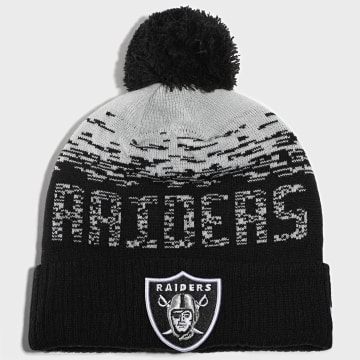 New Era - Bonnet NFL Sport Oakland Raiders 12122720 Vert Kaki Gris Clair