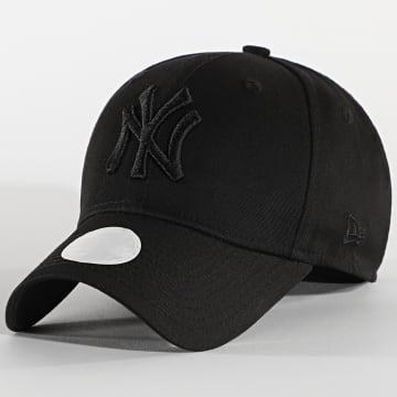 New Era - Casquette Femme 9Forty League Essential 12122742 New York Yankees Noir