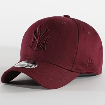 New Era - Casquette 9Fifty Stretch Snap 12523886 New York Yankees Bordeaux