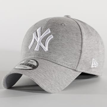New Era - Casquette 9Forty Jersey Essential 12523897 New York Yankees Gris Chiné