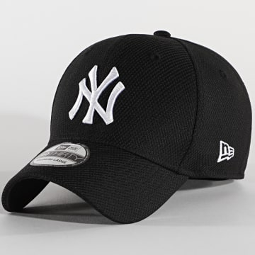 New Era - Casquette Fitted 39Thirty Diamond Era 12523909 New York Yankees Noir