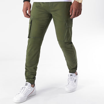 Only And Sons - Jogger Pant Cargo Cam Stage Vert Kaki