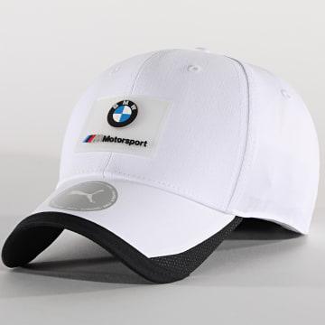 Puma - Casquette BMW Motorsport 022801 Blanc