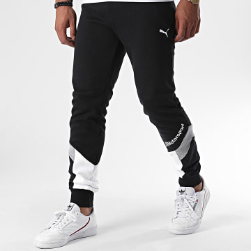 Puma - Pantalon Jogging Slim BMW Motorsport 597995 Noir