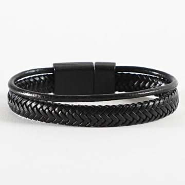 Black Needle - Bracelet BBN-301 Noir