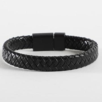Black Needle - Bracelet BBC-297 Noir