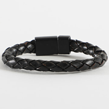 Black Needle - Bracelet BBN-294 Noir