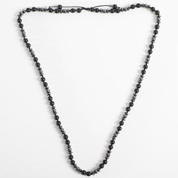 Black Needle - Collier BBC-276 Noir