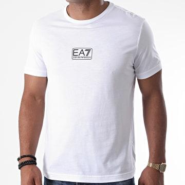 EA7 - Tee Shirt 8NPT11-PJNQZ Blanc