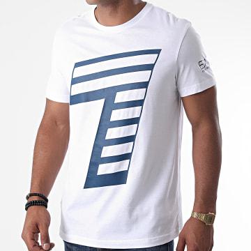 EA7 - Tee Shirt 6HPT33-PJ2NZ Blanc