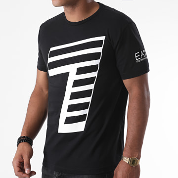 EA7 - Tee Shirt 6HPT33-PJ2NZ Noir