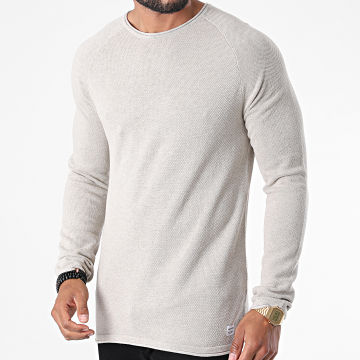Jack And Jones - Sweat Crewneck Hill Beige