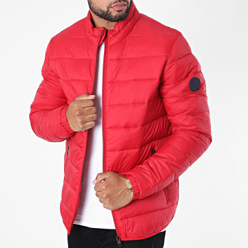 Jack And Jones - Doudoune Magic Rouge