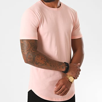 LBO - Tee Shirt Oversize 1256 Rose