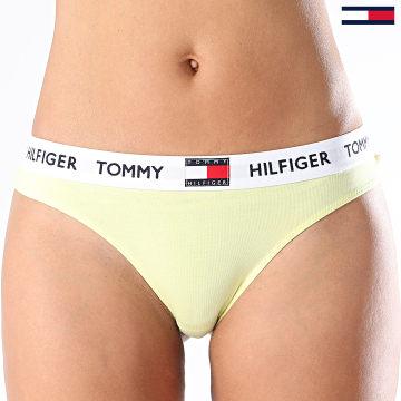 Tommy Hilfiger - String Femme 2198 Jaune