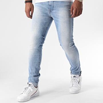 Tommy Jeans - Jean Skinny Simon 8227 Bleu Denim