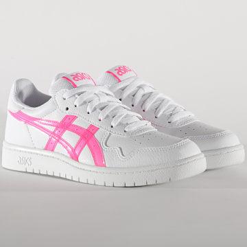 Asics - Baskets Femme Japan S GS 1194A081 White Hot Pink