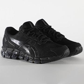 Asics - Baskets Femme Gel-Quantum 360 6 GS 1024A052 Black Black