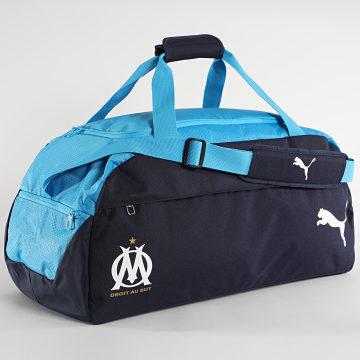 Puma - Sac De Sport OM Final 077204 Bleu Marine Bleu Clair