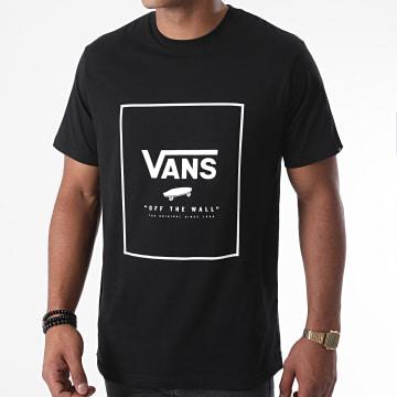 Vans - Tee Shirt Print Box A312SY28 Noir