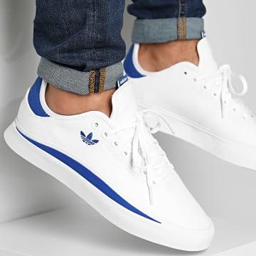 Adidas Originals - Baskets Sabalo FV0689 Footwear White Royal Blue
