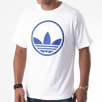 Adidas Originals - Tee Shirt Circle Trefoil GD2103 Blanc
