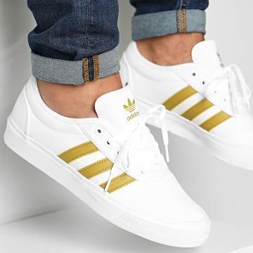 Adidas Originals - Baskets Adi-Ease FV1037 Footwear White Old Gold