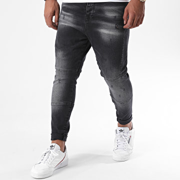 Classic Series - Jean Skinny DH-3146 Gris Anthracite