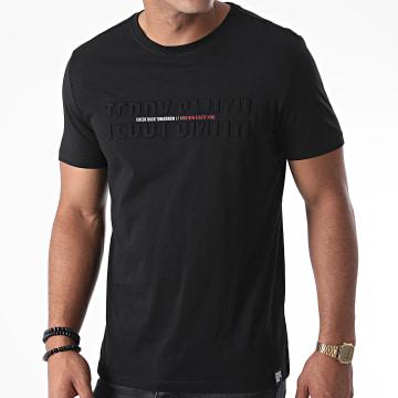 Teddy Smith - Tee Shirt Gordon Noir